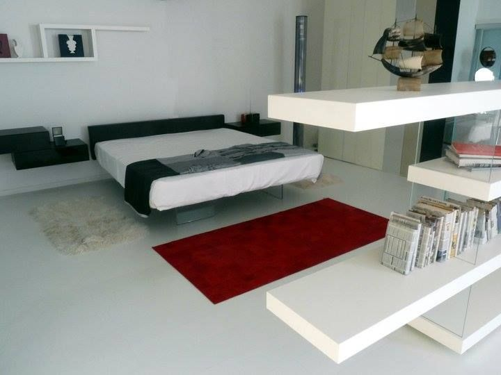 Fluttua Bed by Lago http://paris.lagostore.net | Furniture For The ...