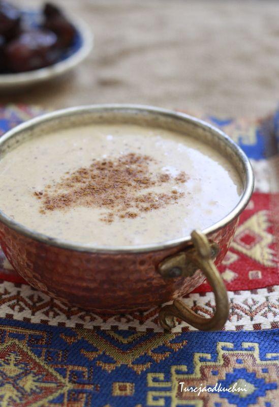 Turcja od kuchni: Pyszny koktajl daktylowy na upalne dni