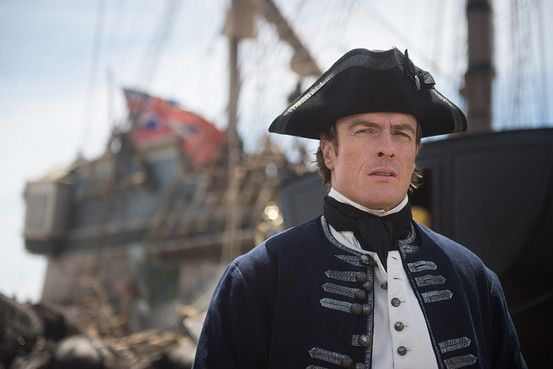 Stephens, son of actress Maggie Smith, primarily appears in British productions but plays Captain Flint in the Starz series Black Sails.