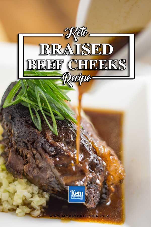 Tender Beef Cheeks Recipe Easy Slow Cooker Meal Recipe Beef Cheeks Recipe Beef Cheeks Recipes