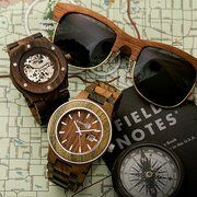 Take a look at the EARTH wood watches event on #zulily today!