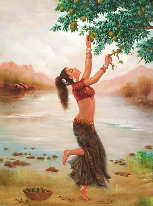 Beautiful Indian Paintings  Visit us at mystichue.com to buy natural gemstones at wholesale price online