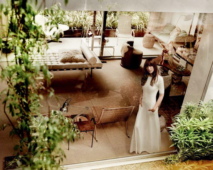 "50shadesofgreytrilogy: ""Dakota in Vogue (HQ photo) """