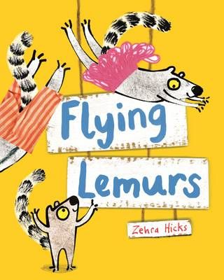 A funny, reassuring story about overcoming fears and discovering hidden talents. Everyone in the lemur family is good at jumping - even Grandma, whose speciality is being shot from a cannon. Everyone, that is, except the littlest lemur. He just can't do it, no matter how hard he tries.