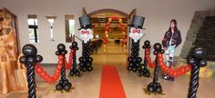 Celebrity Birthday Party Decor | Party and Paper Magazine » Magazine » Article » Red Carpet Retail