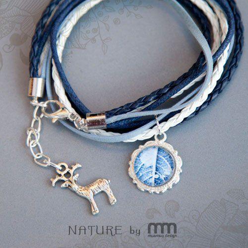 MRÓZ bransoletka (sprzedawca: muamua design), do kupienia w DecoBazaar.com