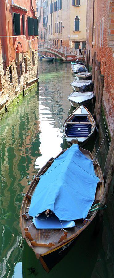 Venice, Italy by Vicki Hone Smith
