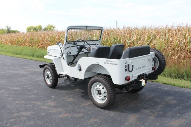 1960 Jeep Cj3b For Sale Photos Technical Specifications Description