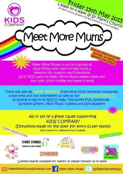 Meet More Mums - Netmums