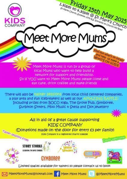 Meet More Mums - Netmums