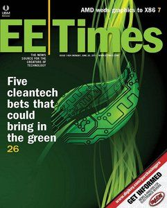Electrical Engineering Times June 20 - 2011