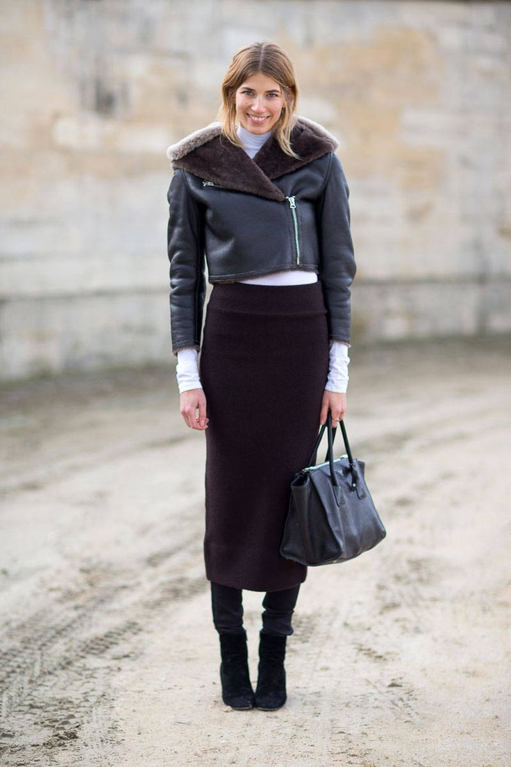 Ma Ch Rie Street Style From Paris Fall 2014