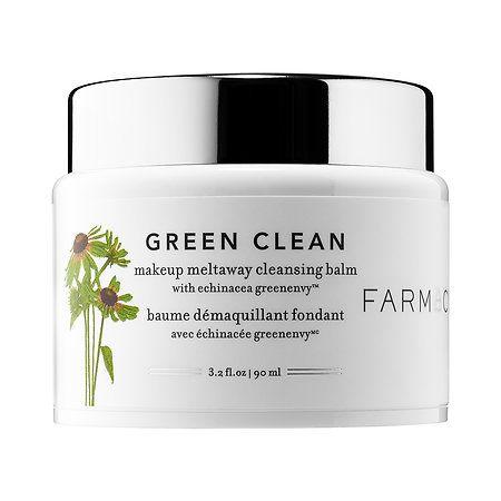 Farmacy – Green Clean Makeup Meltaway Cleansing Ba…