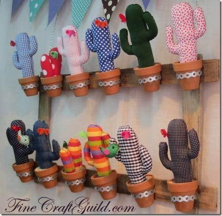 Cactus Jewelry Displays
