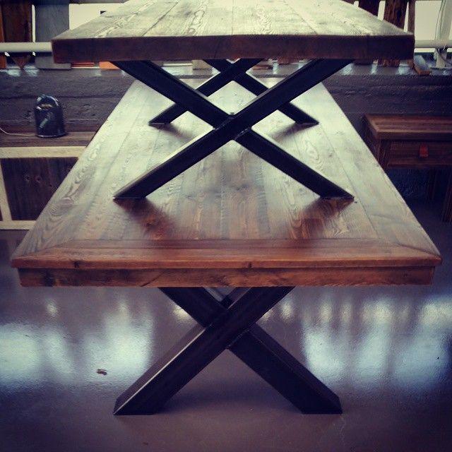 #ålesund#spisebord og #1862#stuebord  lagd for hverandre av oss. #gjenbruksmaterialer #elskerdet