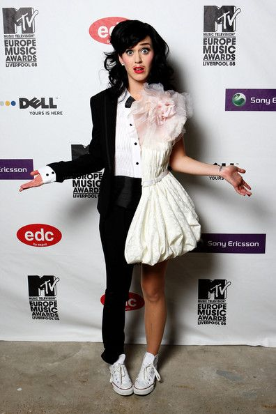 Katy Perry Photo - MTV Europe Music Awards 2008 - Exclusive Winners Boards
