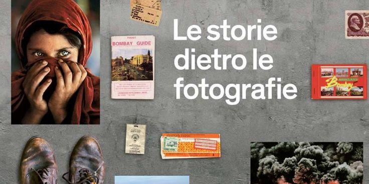 Le storie dietro le fotografie di Steve McCurry
