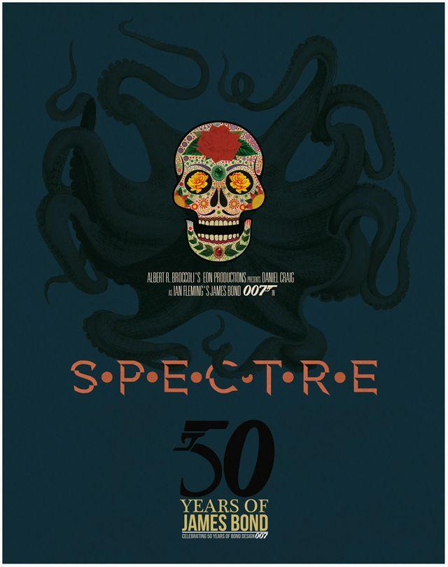 007 Spectre fan art                                                                                                                                                                                 Plus