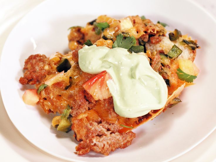 Mexican Chorizo Strata Recipe : Rachael Ray : Food Network - FoodNetwork.com