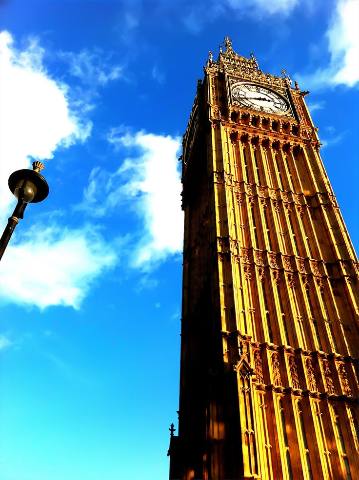"Elizabeth Tower ""Big Ben"", Palace of Westminster, London, United Kingdom"