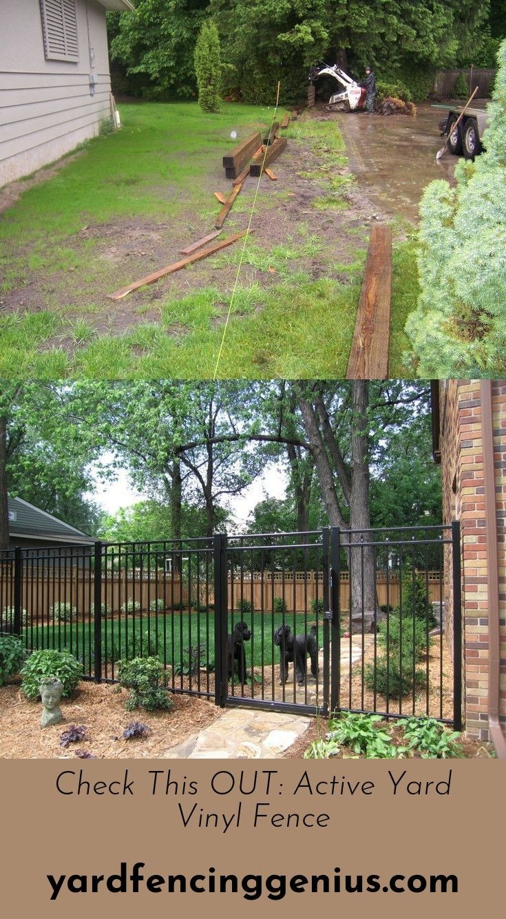 Read About Backyard Fence Options Backyard Fences Fence