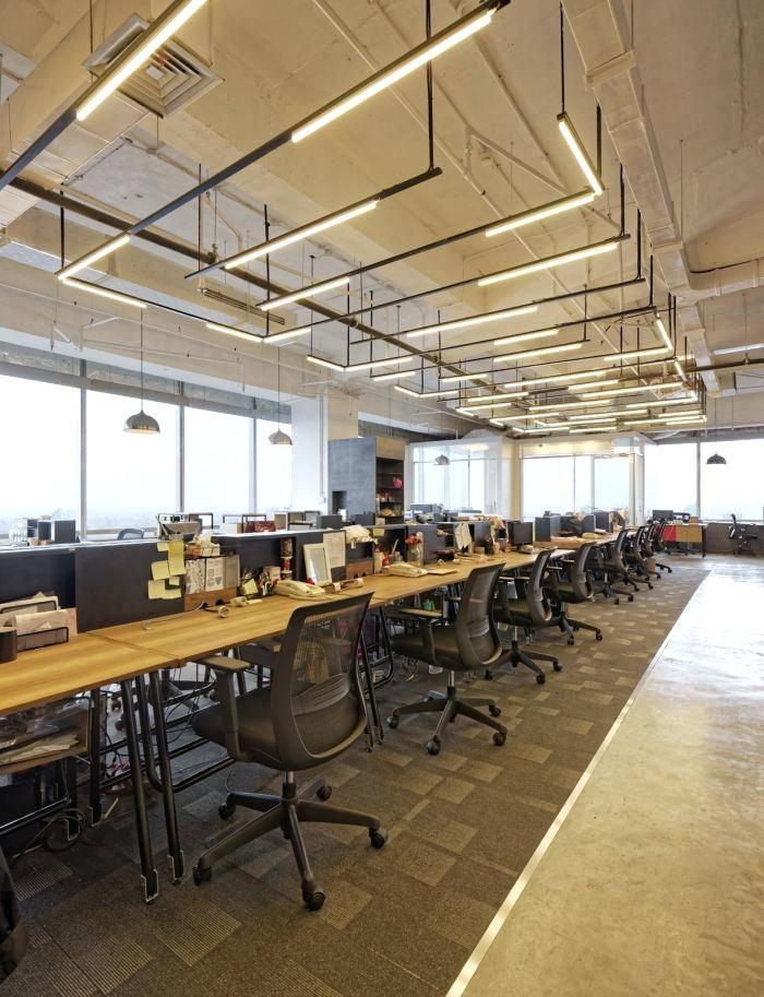 best office lighting best office