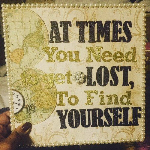 Great Advice On A Grad Cap