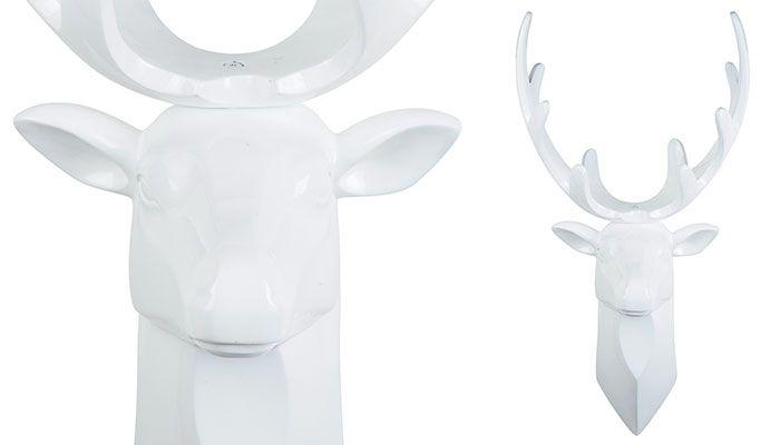 cocktail scandinave t te de cerf d corative tetes d 39 animaux pinterest d co boutiques et. Black Bedroom Furniture Sets. Home Design Ideas