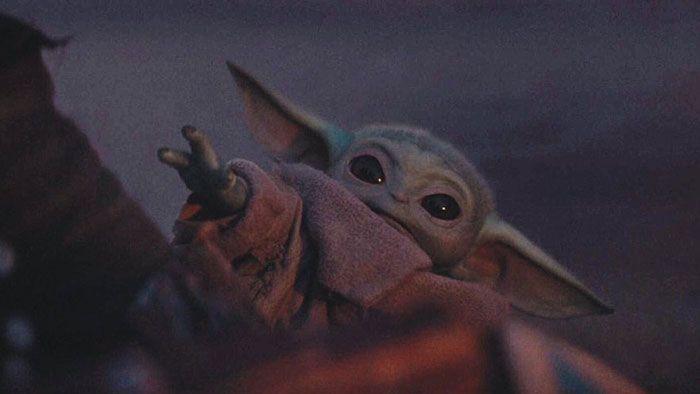 50 Year Old Baby Version Of Yoda Wallpaper Star Wars Baby Star Wars Yoda