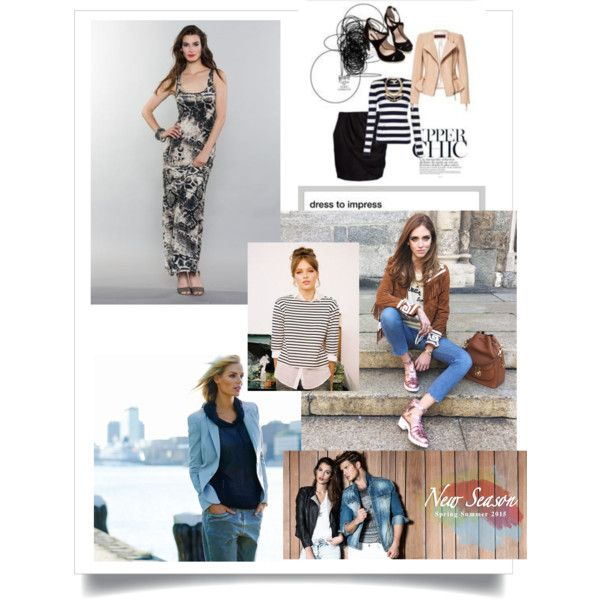 new season nieuwe mode by jj-van-gemert on Polyvore featuring Expresso and LTB by Little Big