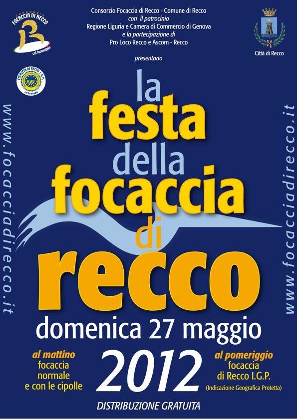 Focaccia di Recco Fest ! Genova, REcco - Liguria #focaccia #liguria #essenzadiriviera