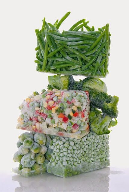 Universo dos Alimentos²: Congelar e Aproveitar