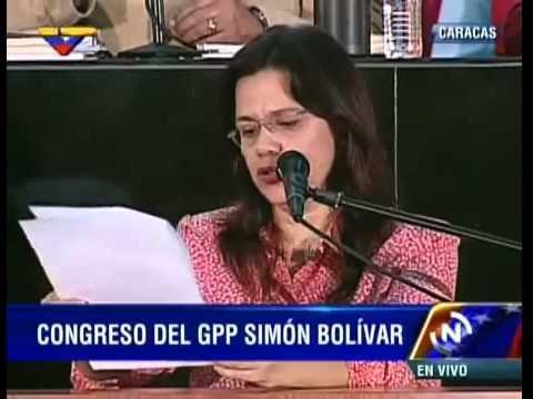 (Vídeo) Plan de Acción del I Congreso del Consejo de Partidos del GPP