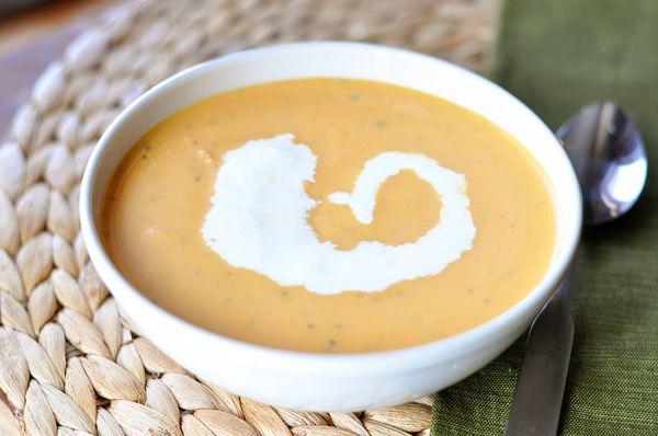 Tomato Bisque Soup | Recipe