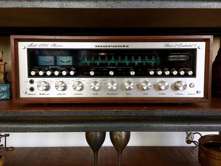 Marantz 4300 Stereo/Quad for sale! Tech serviced. Original wood case. 9.5/10. $800 local pickup. PM me for details. #vintagetunes #vintage #vintageshop #vinyl #music #monday #marantz #midcentury #classy #classic #lp #hifi #sweet #stereo #seattle #seattlelife #sansui #art #amp #audio #album #audiophile #perfect #picoftheday #insta #instadaily #retro #record #wood