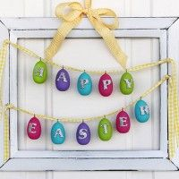 Spring and Easter Projects Gallery