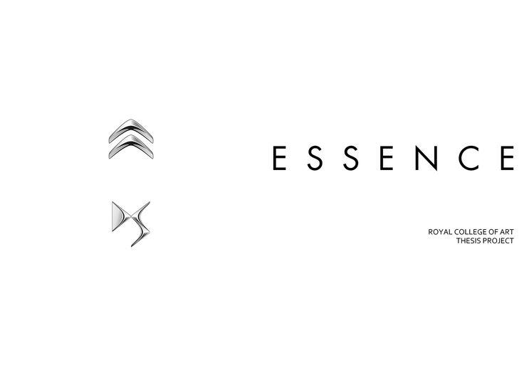 """Check out this @Behance project: """"Citroen DS Essence concopt RCA MA degree project"""" https://www.behance.net/gallery/54175511/Citroen-DS-Essence-concopt-RCA-MA-degree-project"""