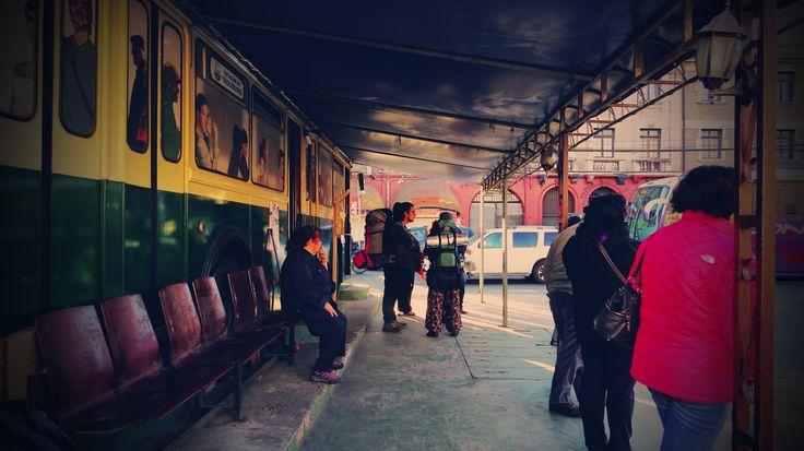 Estación De Trolebús - Valparaiso