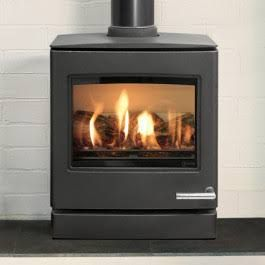 contemporary gas fired stoves price