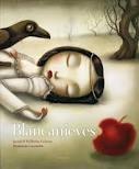 blanca nieves- libro