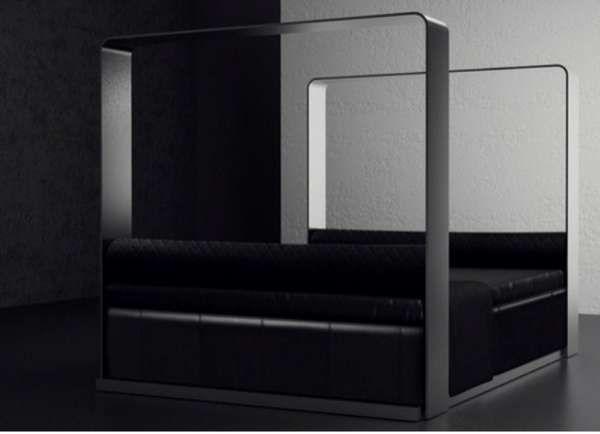 The Aero Bed & Lounger From Ventury Paris #homedecor trendhunter.com  studiodaneinteriors.com