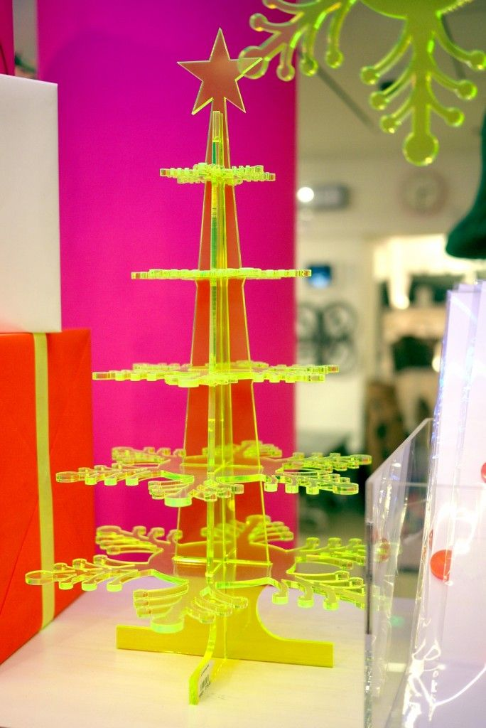 Acrylic Christmas tree by Studio91