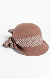 San Diego Hat Herringbone Band Cloche