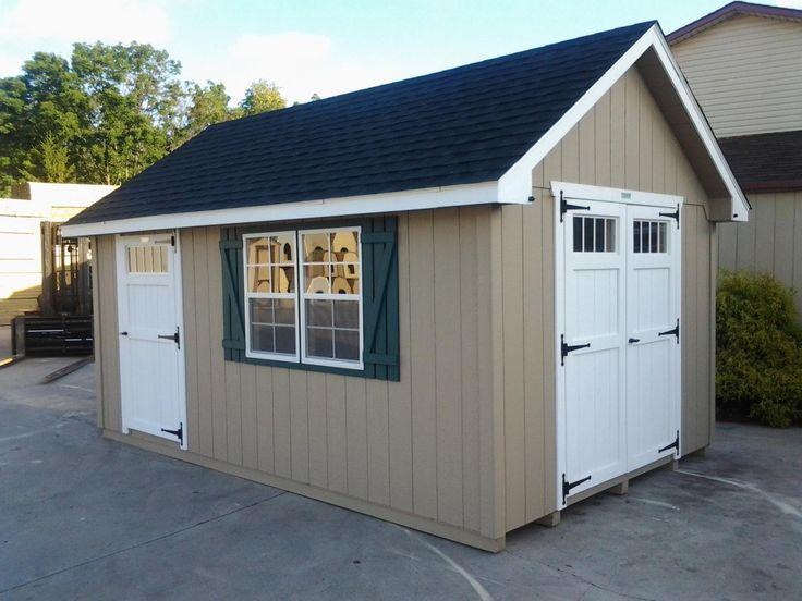 31 best sheds images on pinterest cabana sheds and for New england shed plans