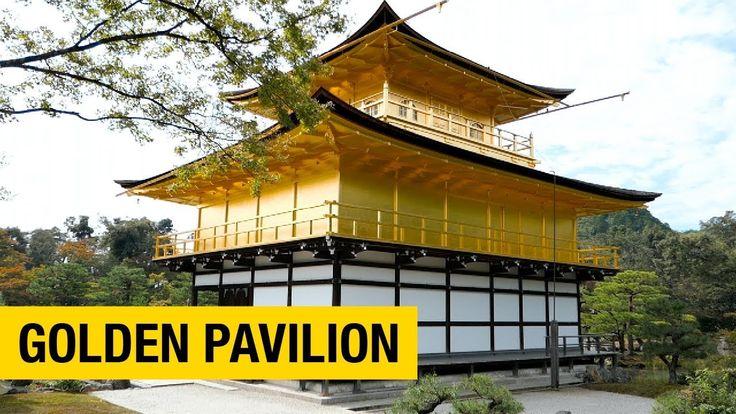 A Tour of Kinkaku-ji Temple (The Golden Pavilion)