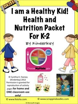 In this packet students create a healthy kid shape book. Directions are given for construction of the book through both words and illustrations. An...