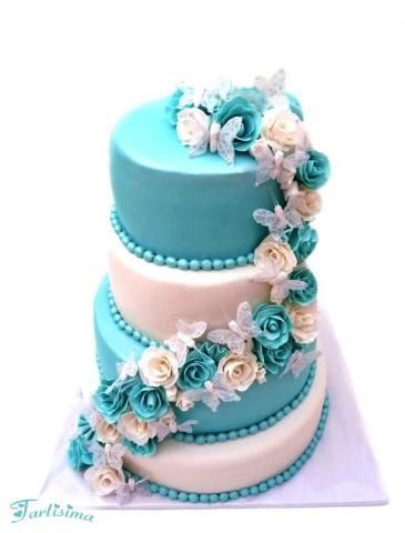 # Tiffany Blue Wedding... Wedding ideas for brides, grooms, parents & planners ... https://itunes.apple.com/us/app/the-gold-wedding-planner/id498112599?ls=1=8 … plus how to organise an entire wedding, without overspending ♥ The Gold Wedding Planner iPhone App ♥