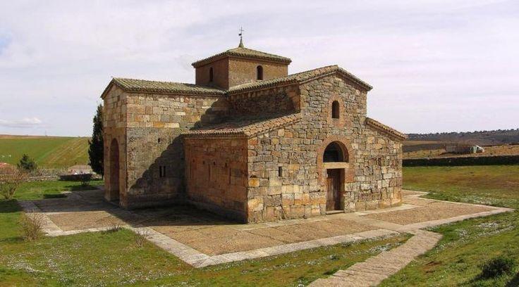 San Pedro de la Nave, Arte Visigodo, S. VII - El Campillo, provincia de Zamora