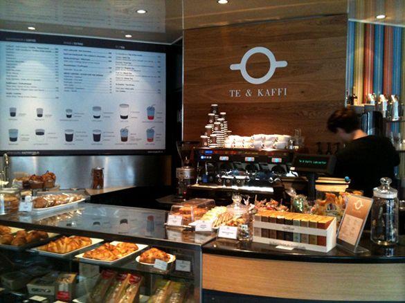 Cafe in Reykjavik: Te & Kaffi via yourlittleblackbook.me