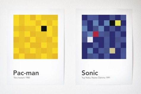 cool: Graphic, Videogame Characters, Scrambled Videogame, Pixel Videogames, Videogames Characters, Video Game Characters, Passions Videogames, Design
